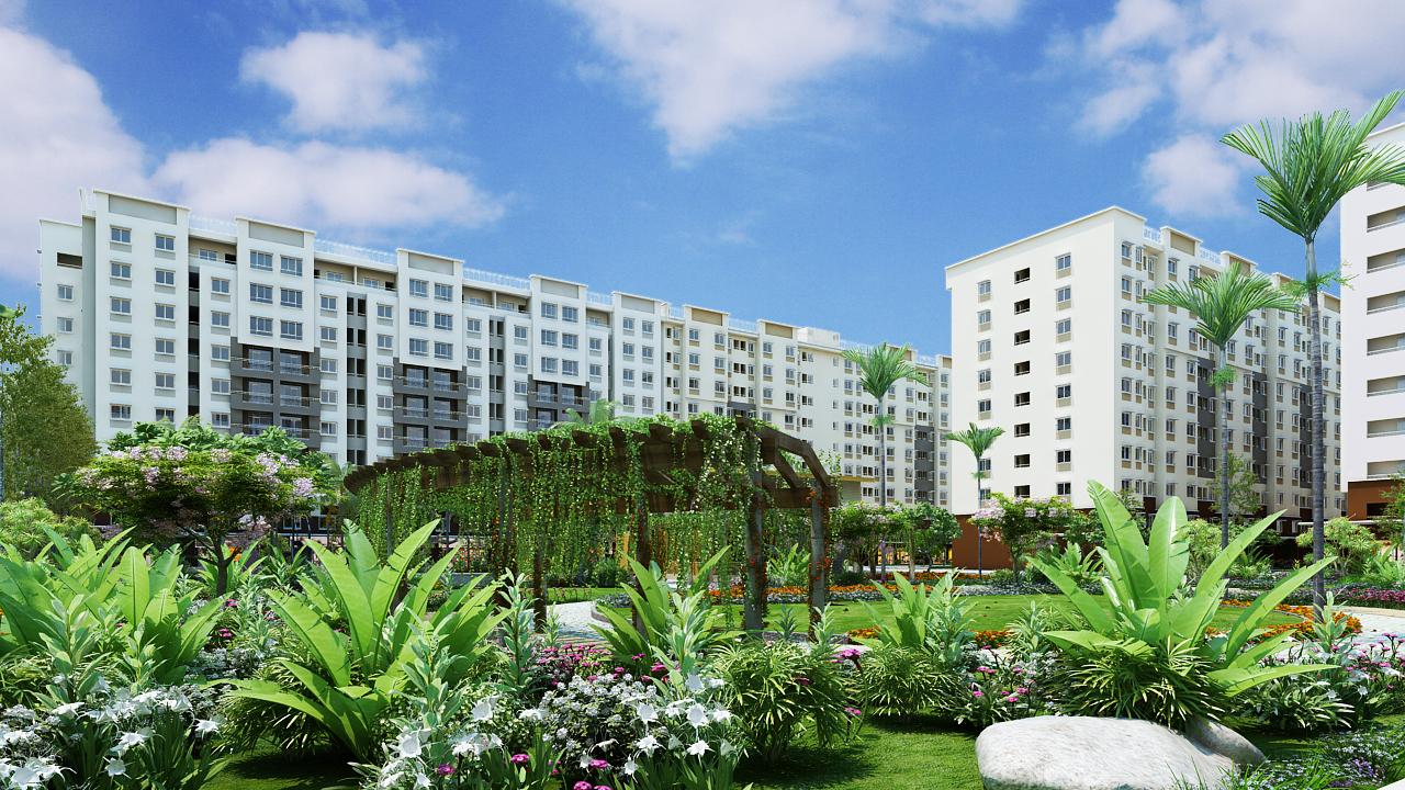 dự án bất động sản tại Tân Phú
