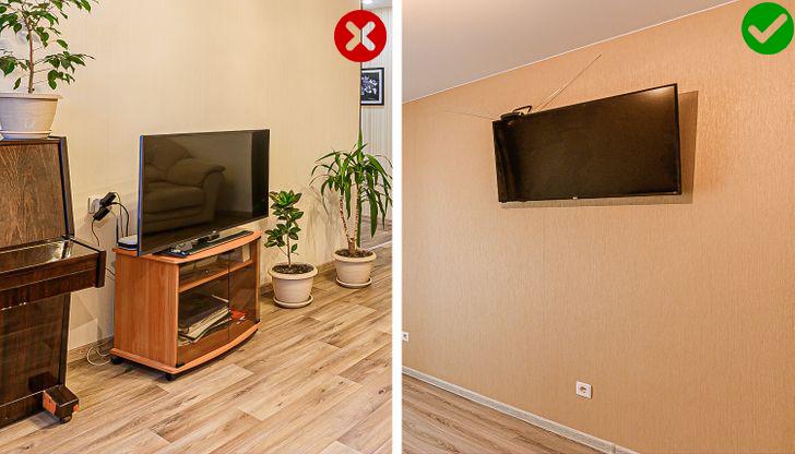 TV treo tường
