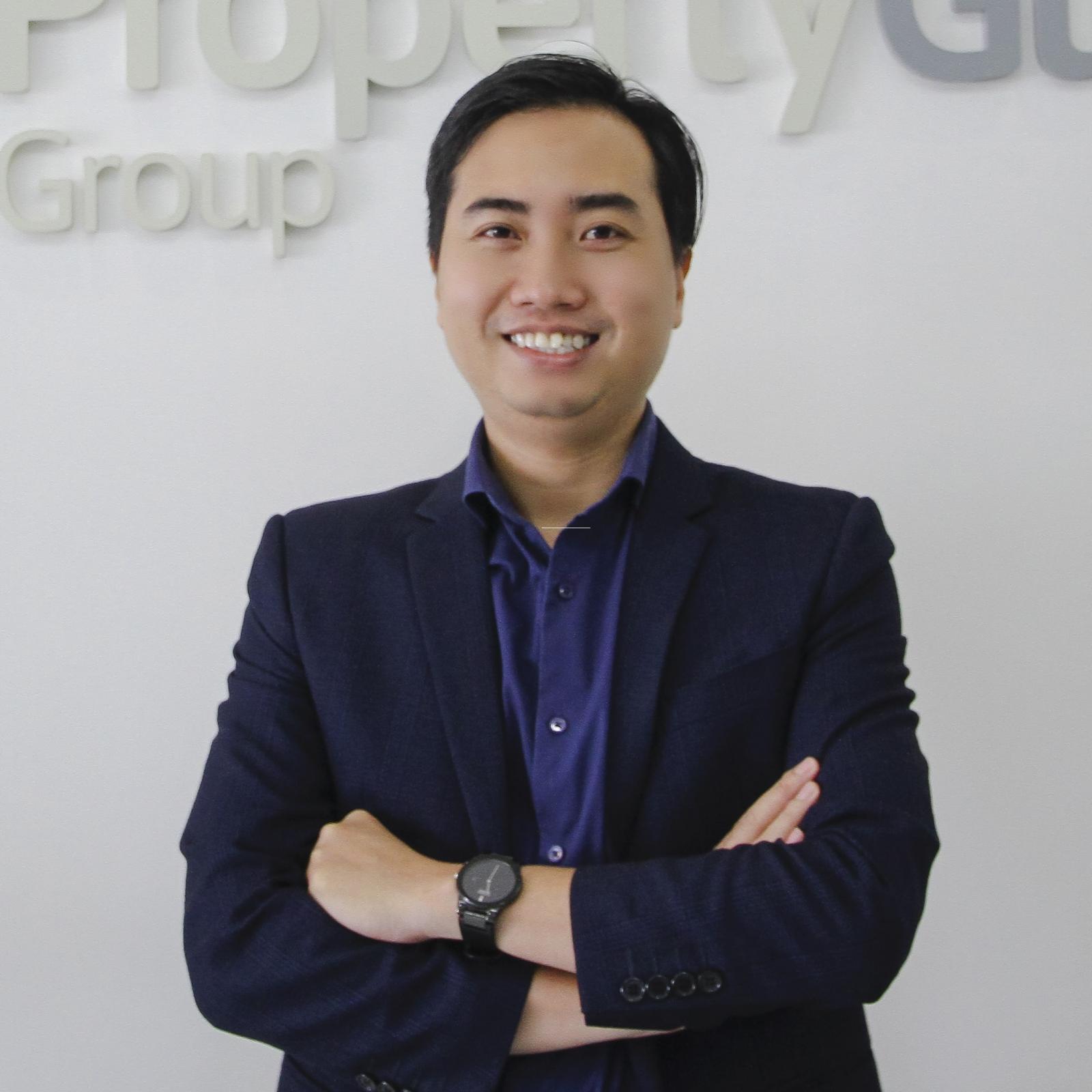 Chân dung ông Đinh Minh Tuấn, Giám đốc Batdongsan.com.vn khu vực phía Nam