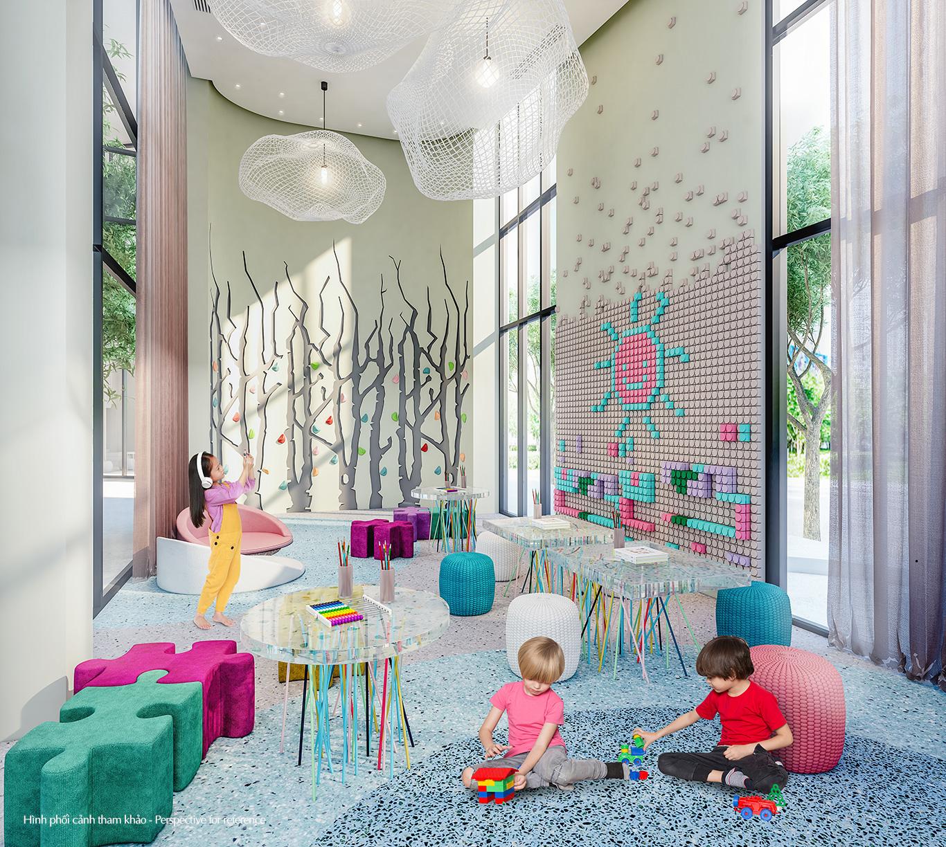 Phòng chơi dành cho trẻ em