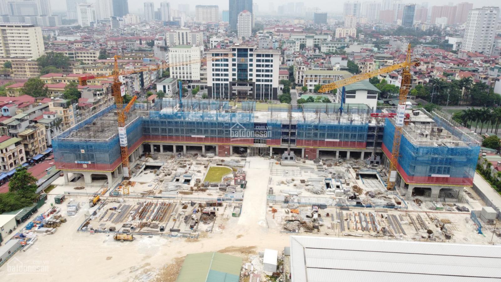 Dự án căn hộ chung cư tại Hà Nội