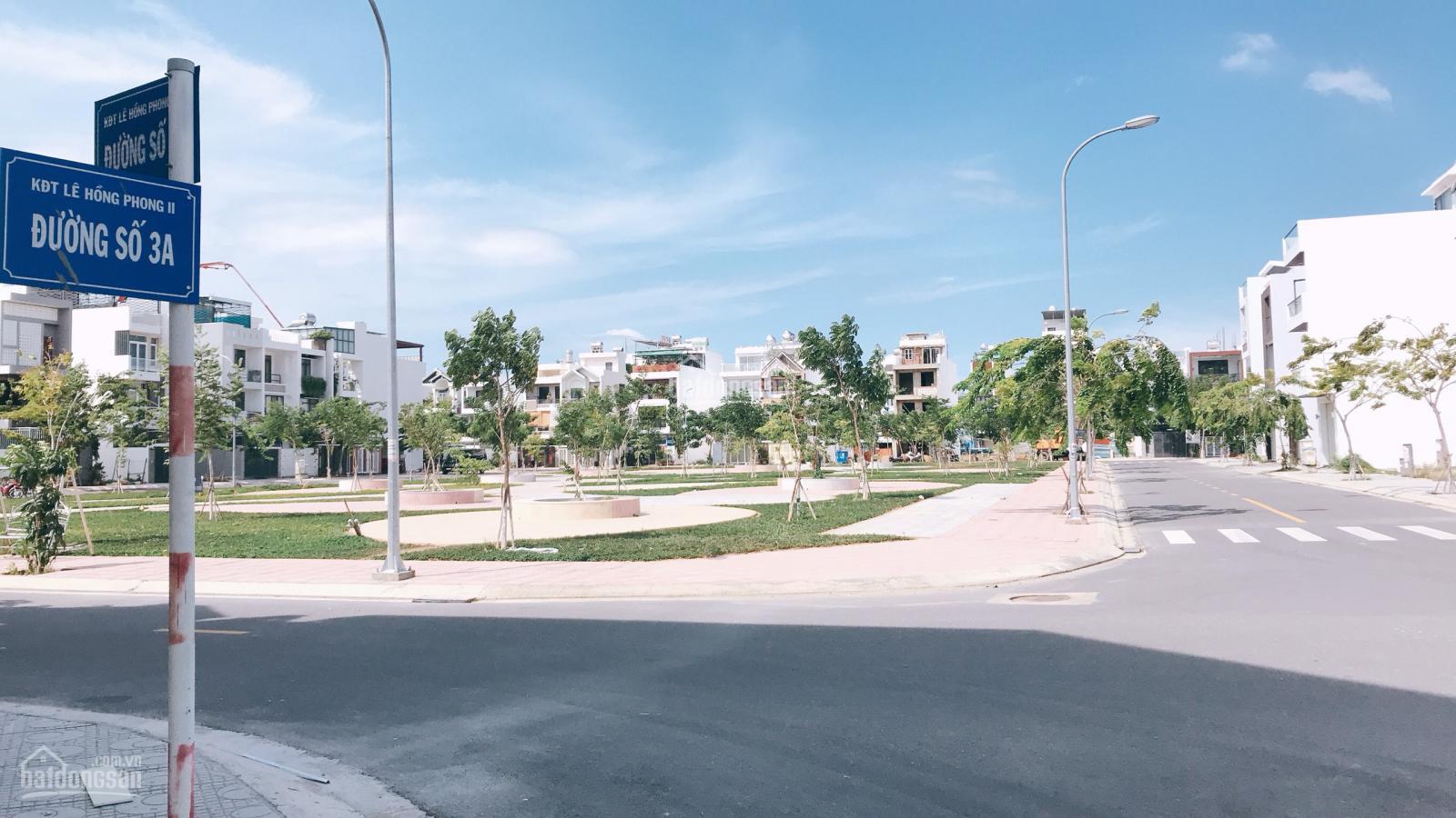 Giá covid: Lô 100m2 giá chỉ 31 tr/m2 gần công viên Đường Số 20, lô sạch đẹp - KĐT Lê Hồng Phong 2