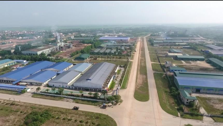 Sẽ có thêm 4 khu công nghiệp tổng diện tích 1.042ha tại 4 tỉnh