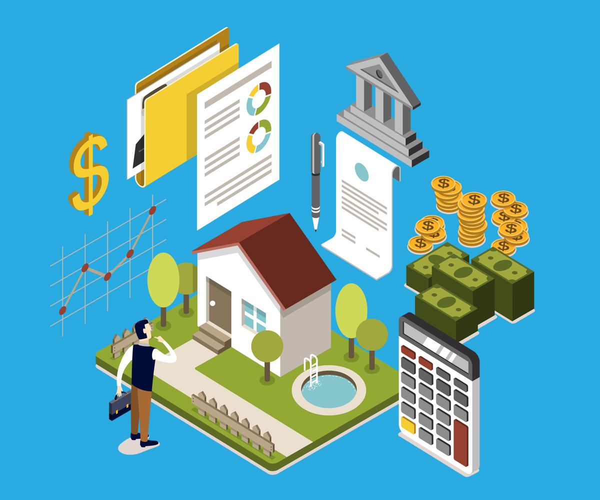 lãi suất vay mua nhà ở xã hội đang rất ưu đãi