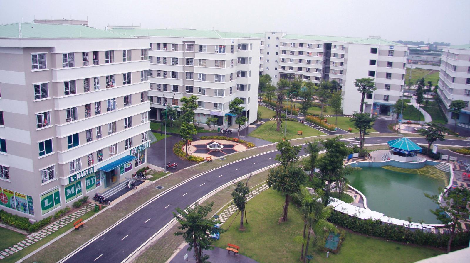 nhà ở xã hội tại Gia Lâm, Hà Nội
