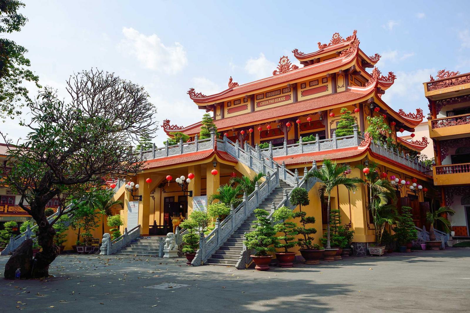 Chùa Phổ Quang Tân Bình