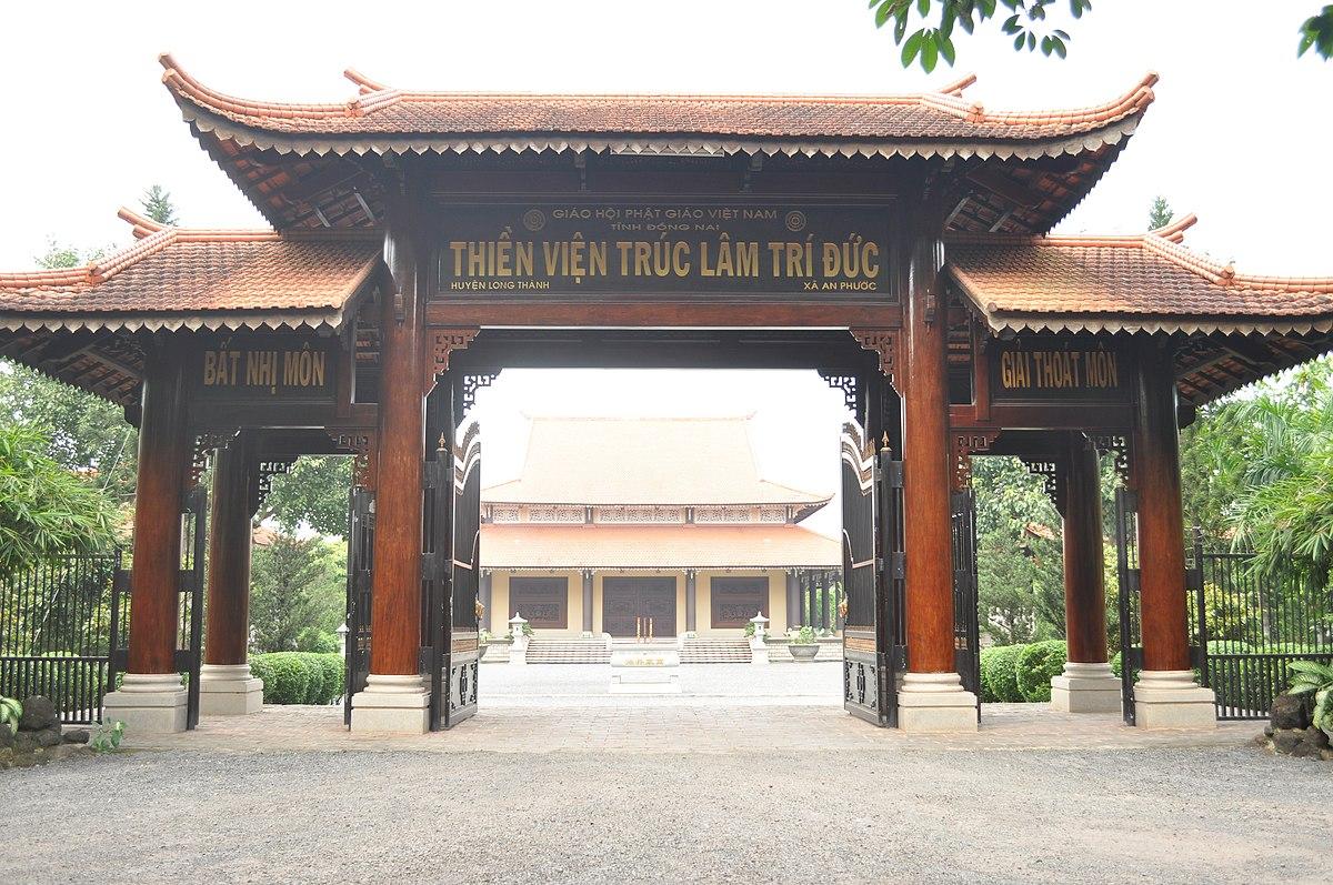 Thiền viện Trúc Lâm Long Thành Đồng Nai