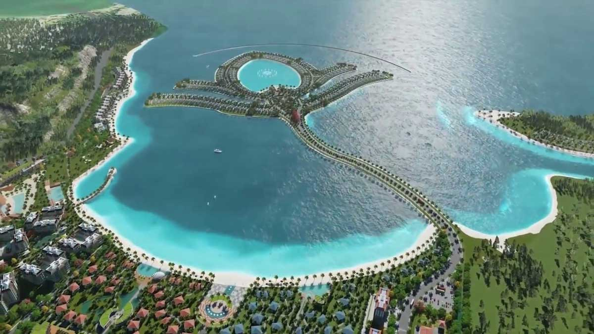 Phối cảnh dự án Selavia Bay Phú Quốc