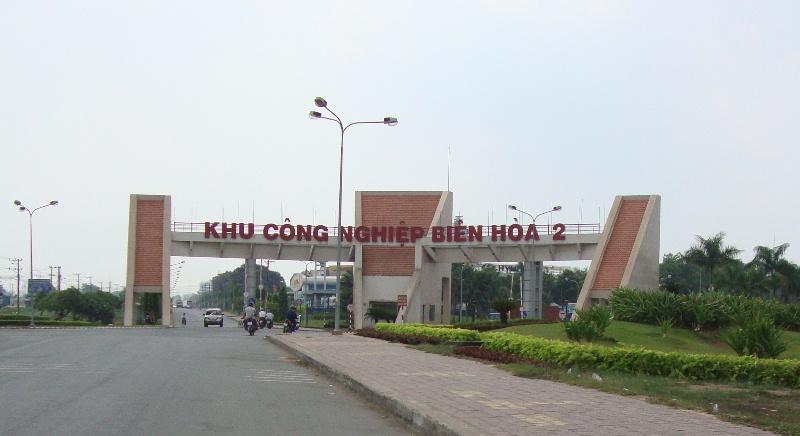 Khu công nghiệp tại thành phố Biên Hòa Đồng Nai