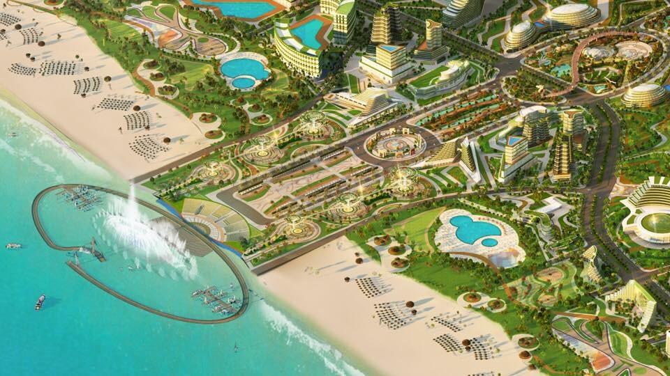dự án Diamond Bay Phan Thiết