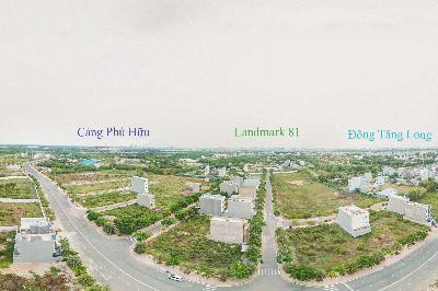 Hot! Cần tiền trả nợ nên bán gấp lô đất 49tr/m2 trong KDC Centana Điền Phúc Thành Q9 360 ảnh 0
