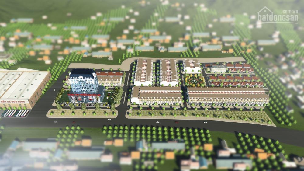 dự án khu dân cư 6B