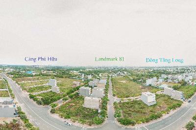 Bán nhanh nền sạch đẹp 83.9m2, hướng Tây, Rio Bonito dự án Centana Điền Phúc Thành Q9, giá bao rẻ 360 ảnh 0