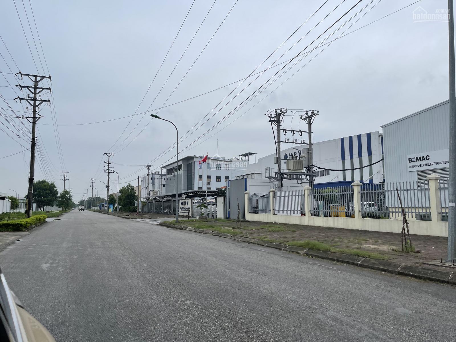Chuyên bán kho nhà xưởng khu công nghiệp Quang Minh DT 1300m2, 6000m2, 1ha, 4,5ha 0988.529.528