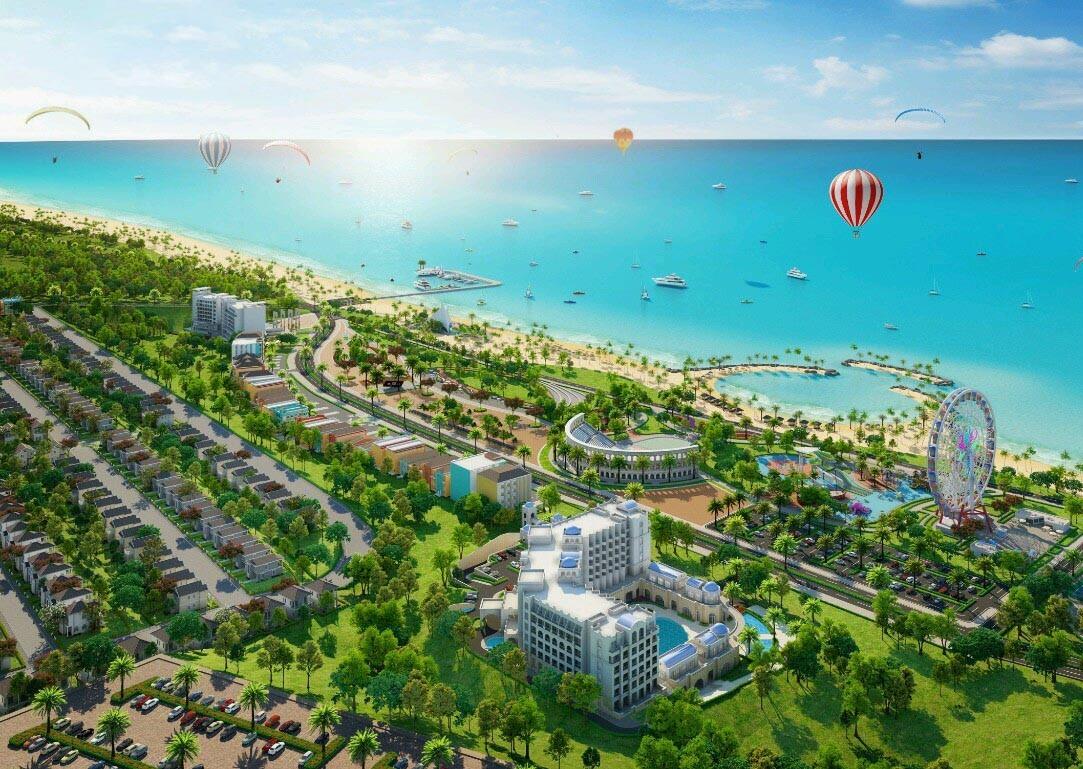 Phan Thiết Bình Thuận là thành phố biển xinh đẹp