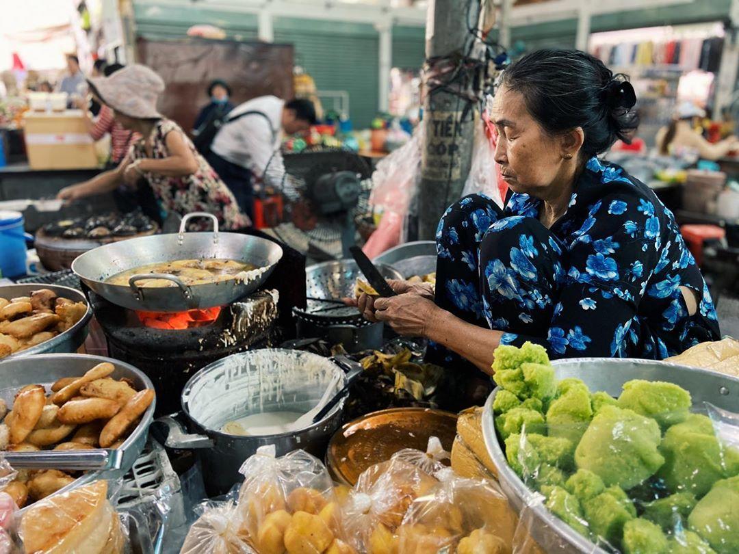 Các khu chợ ở Phan Thiết Bình Thuận