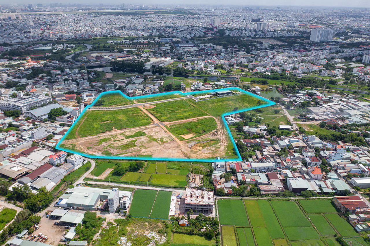 Bất động sản phường Thạnh Xuân quận 12