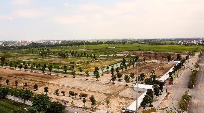 Khu đất nền tại Bắc Ninh