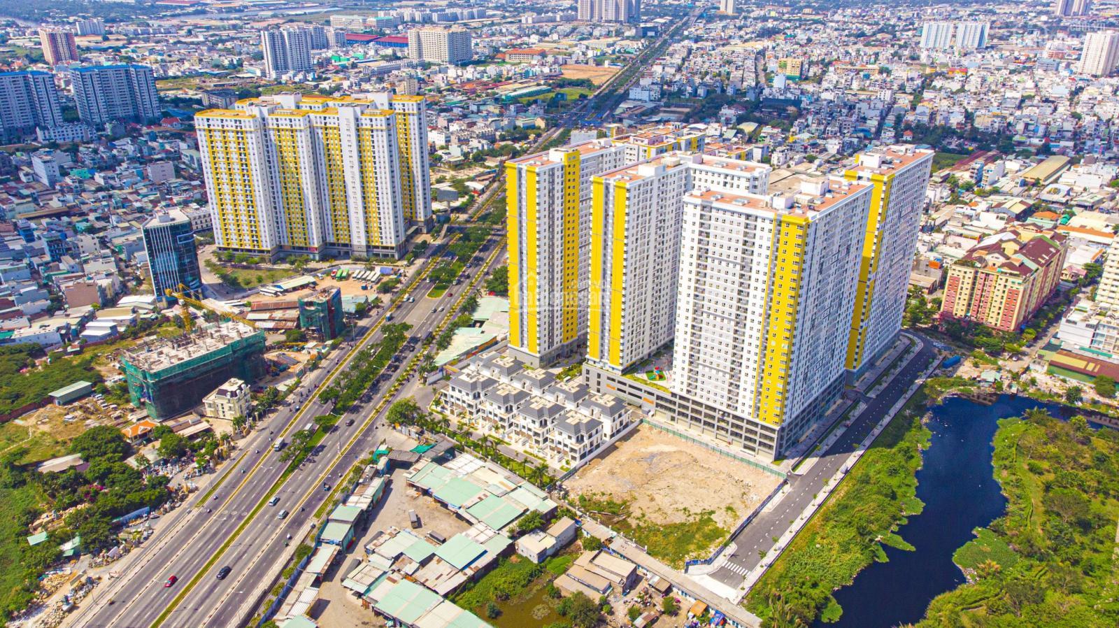 Tổng hợp quỹ căn chuyển nhượng Diamond Riverside (City Gate 2) giá bán rẻ nhất thị trường