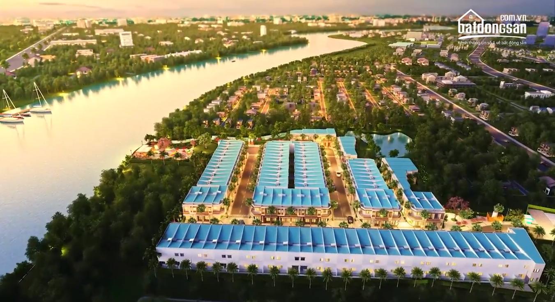 Đánh giá dự án Taka Garden Riverside Homes - khu nhà ở thông minh chuẩn Nhật đầu tiên tại TP Tân An