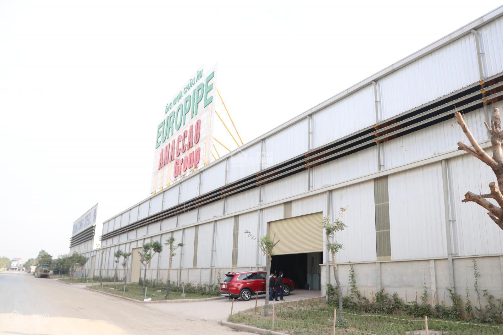 hình ảnh cụm công nghiệp tập đoàn amacao
