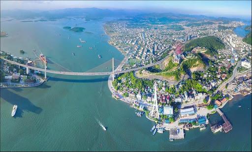 thành phố ven vịnh