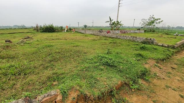 hình ảnh đất nền ở các vùng quê