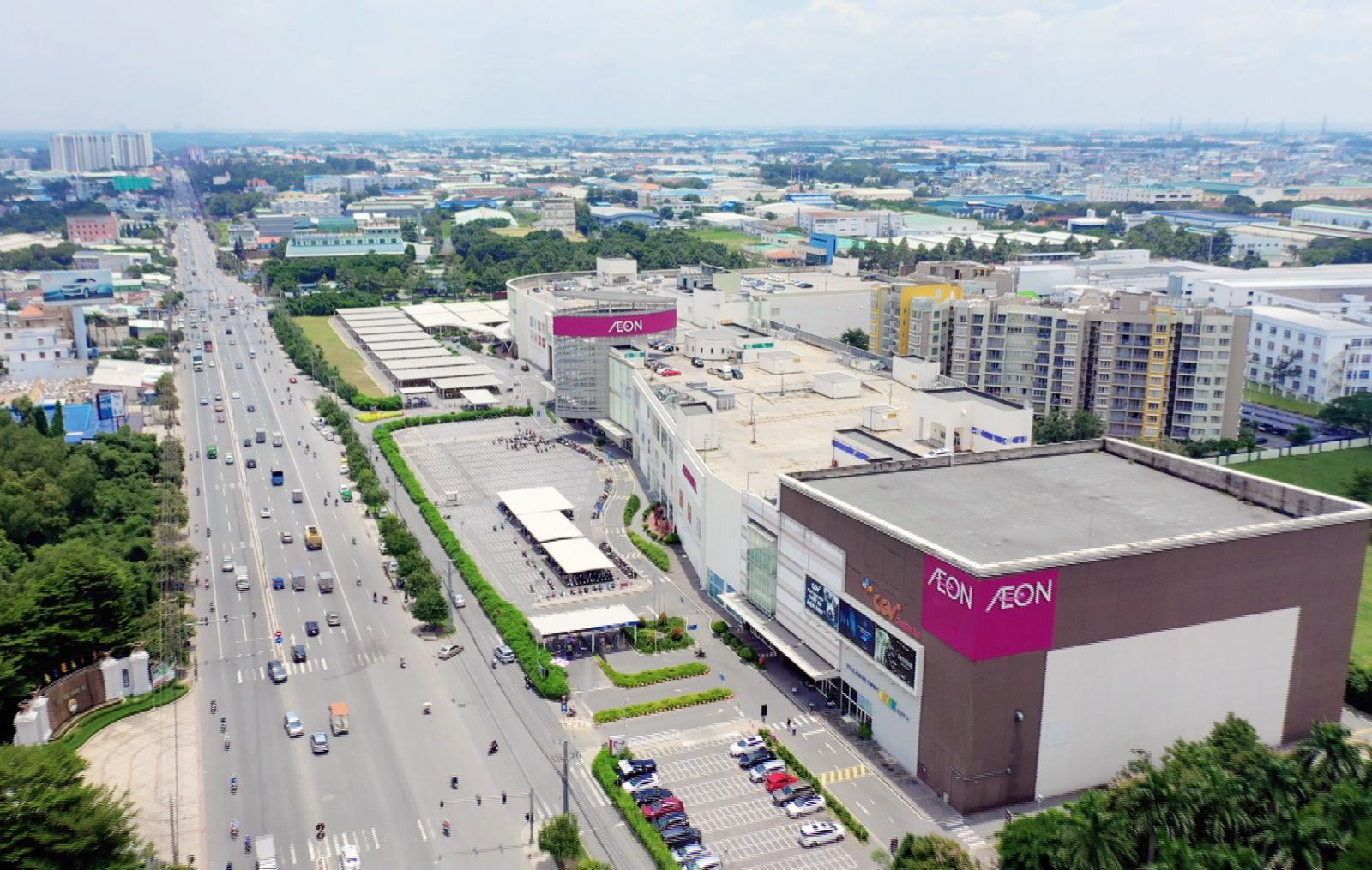 Aeon Mall Thuận An, Bình Dương