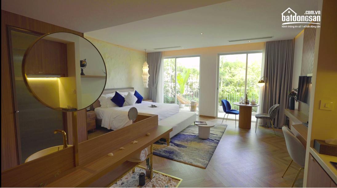 Căn hộ mẫu dự án Shatira Beach Resort & Spa