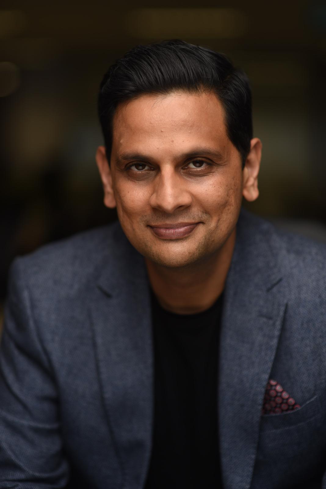 Chân dung Ông Hari V. Krishnan
