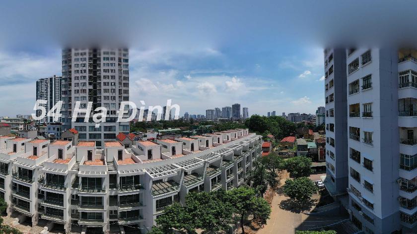 Siêu hiếm! Nhà phố 54 Hạ Đình Thanh Xuân sát Vinhomes Nguyễn Trãi, sổ đỏ đầy đủ giá chỉ từ 103tr/m2 360 ảnh 0