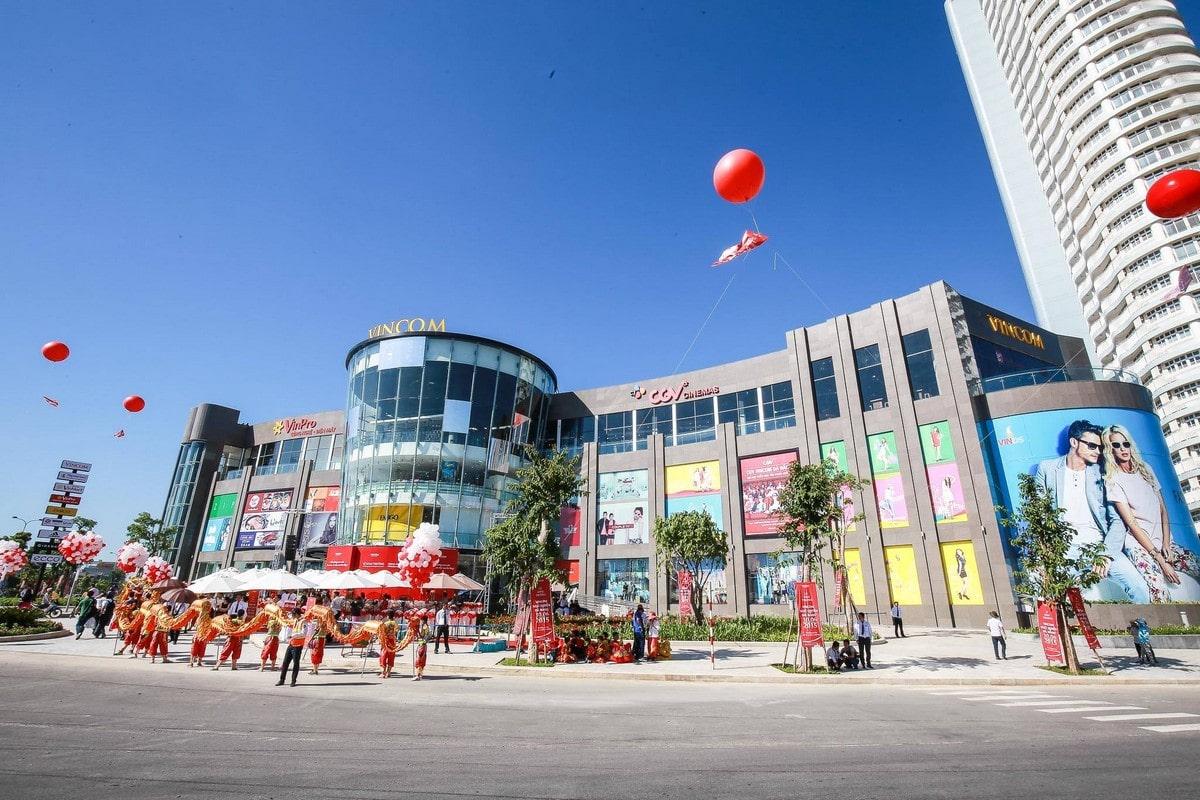 trung tâm thương mại tại Đà Nẵng