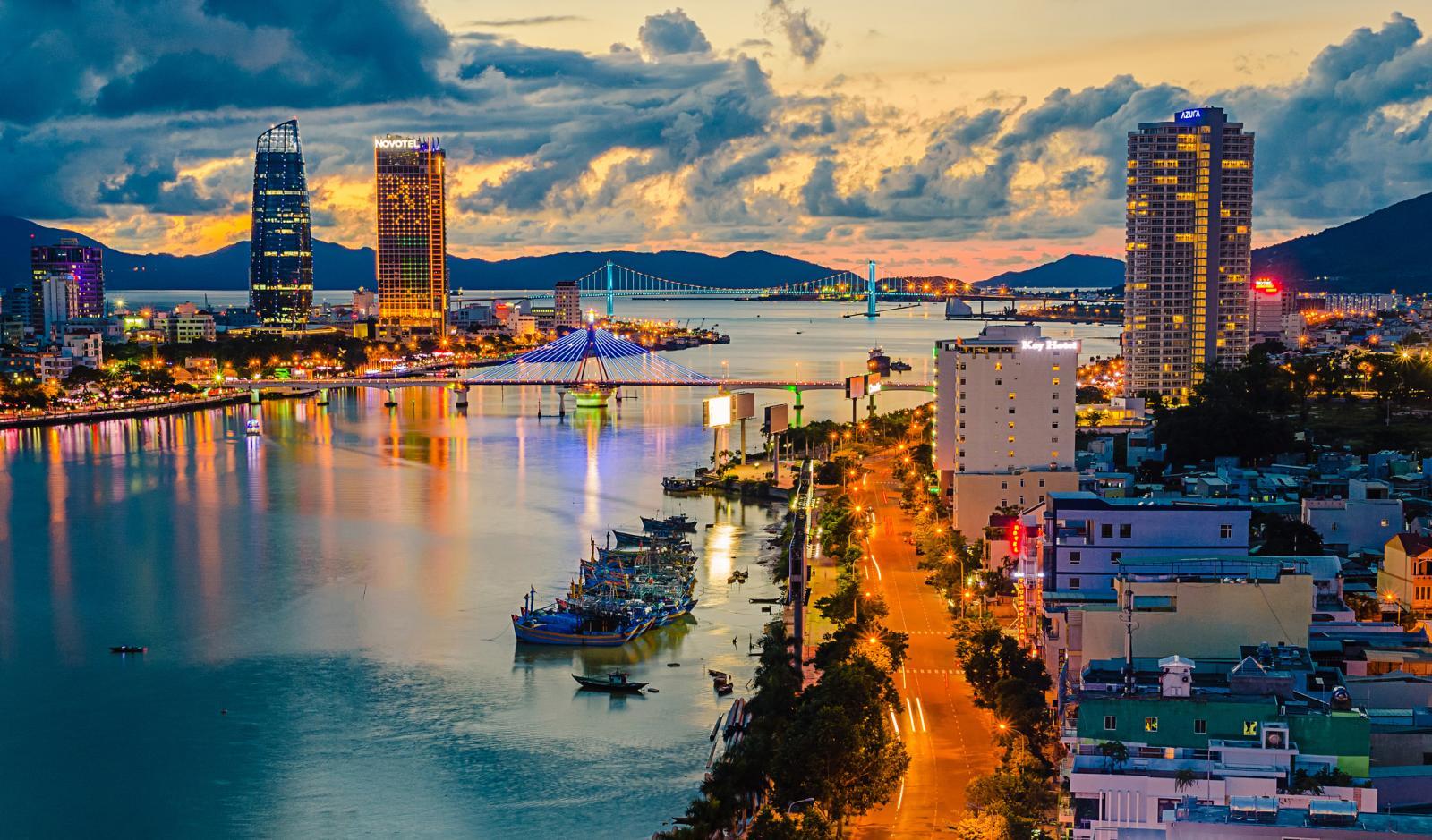 """Đà Nẵng được nhiều người gọi với cái tên """"thành phố đáng sống"""""""