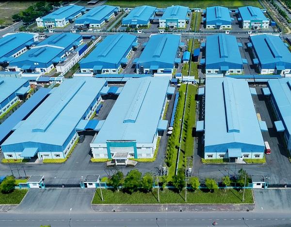 hình ảnh bất động sản công nghiệp Việt Nam