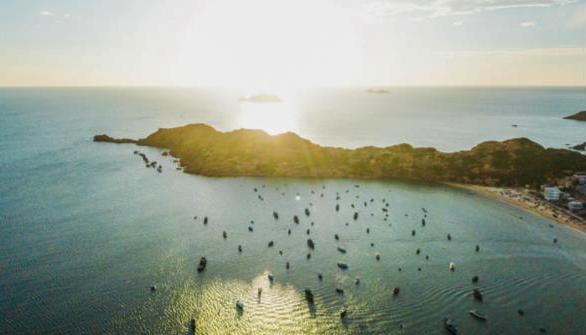 biển và đảo, ánh mặt trời