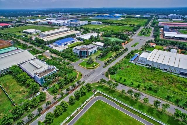 hình ảnh bất động sản công nghiệp