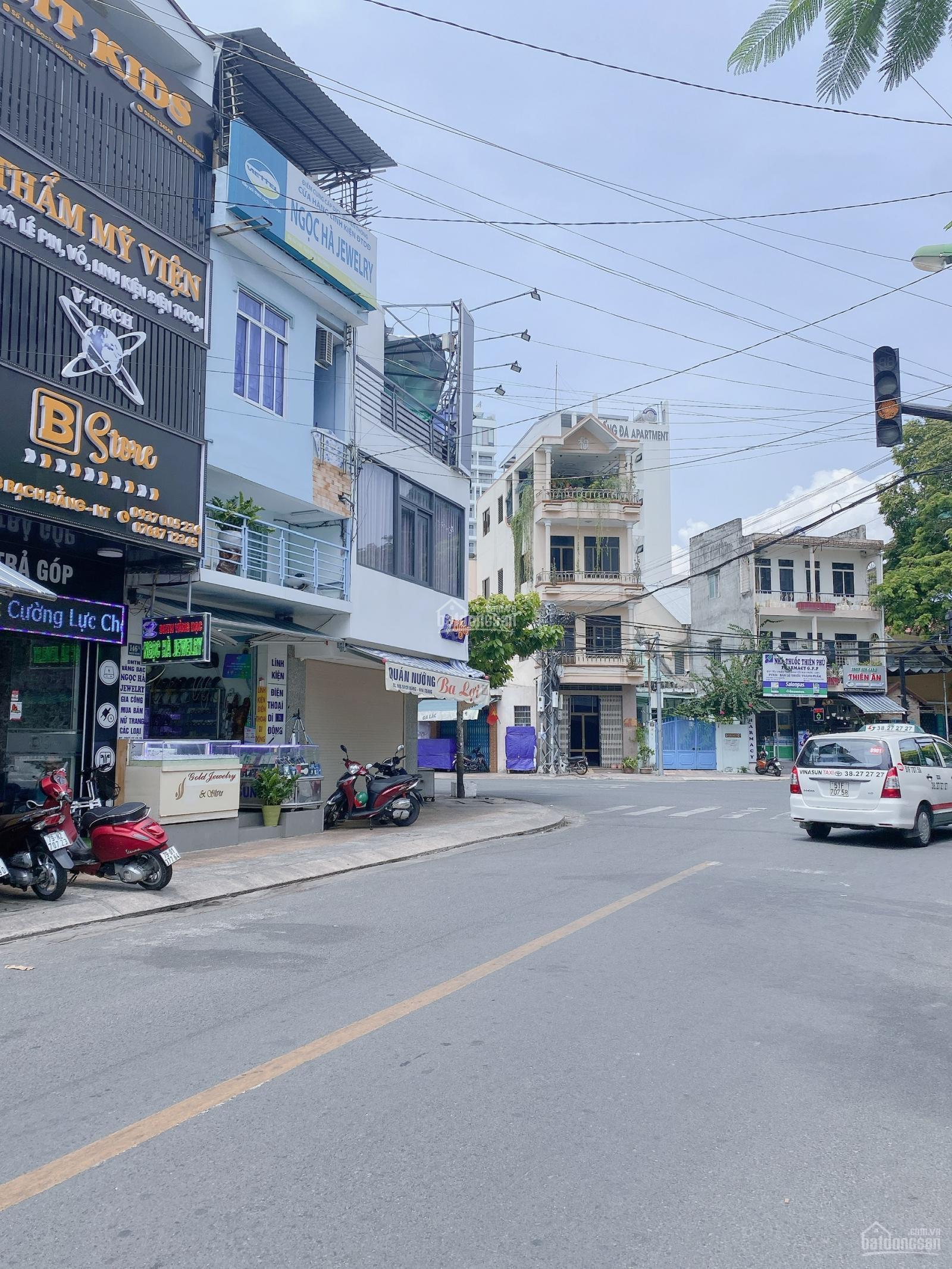Duy nhất 1 căn góc 2 mặt tiền trung tâm thành phố cách biển 950m khu bàn cờ đắc địa nhất Nha Trang