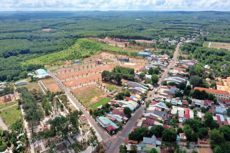Đất nền Đồng Phú