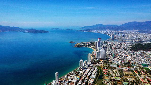 thành phố ven biển