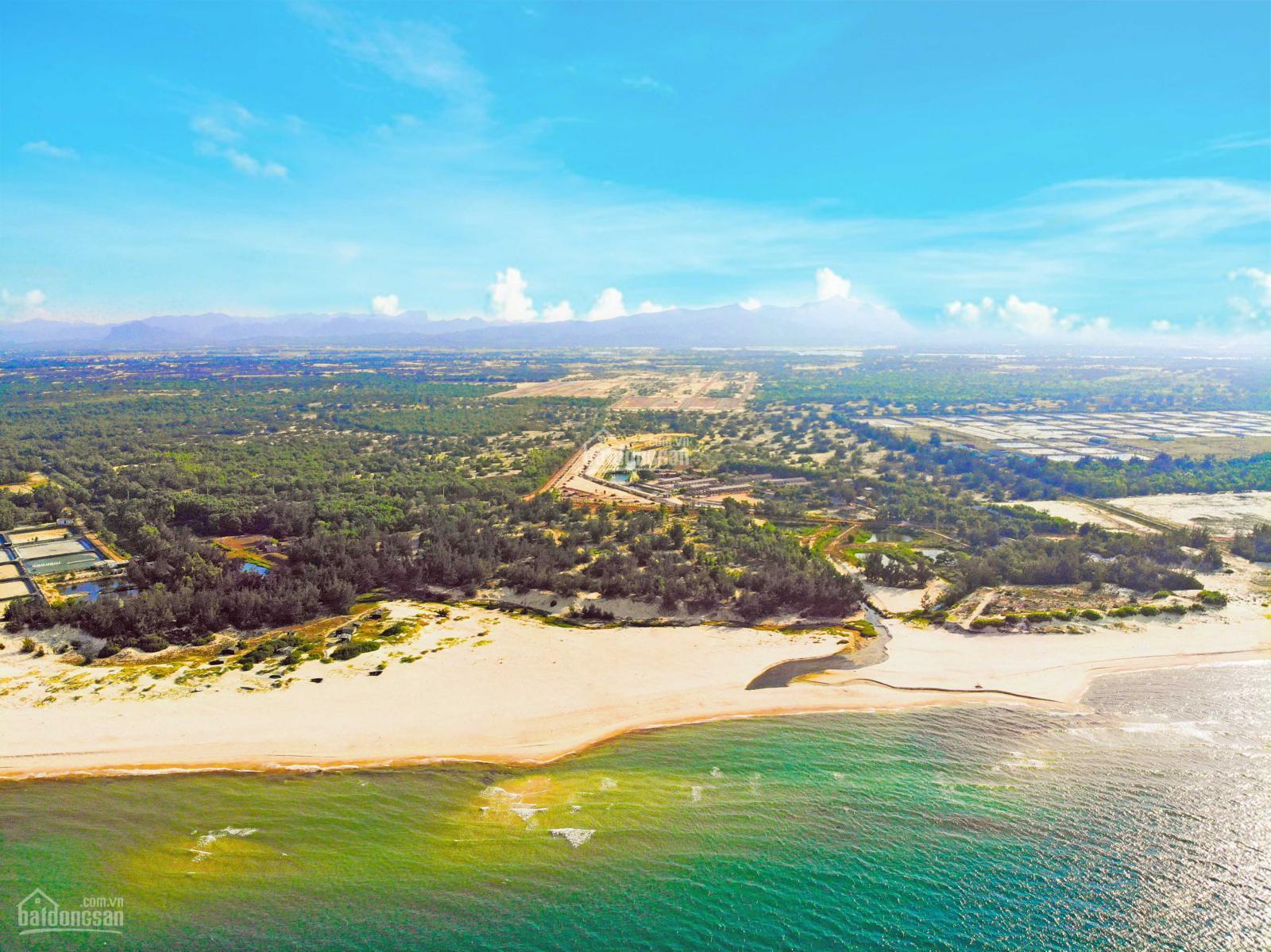 Bán đất biển giá rẻ GĐ1 đầu tư siêu lợi nhuận từ 6,6 tr/m2 bao sổ, kề sân golf, cạnh FLC Quảng Bình