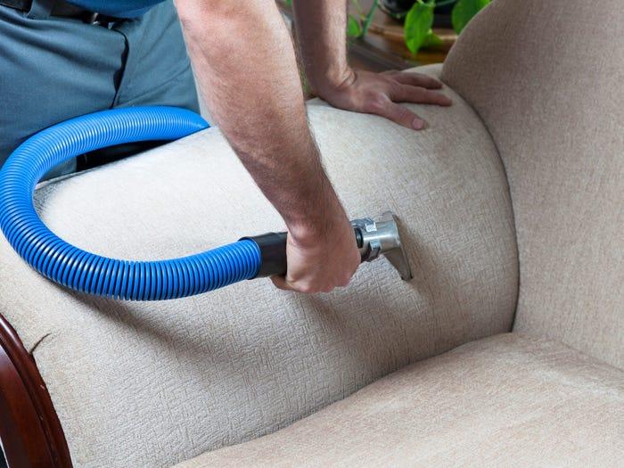 vệ sinh sofa vải