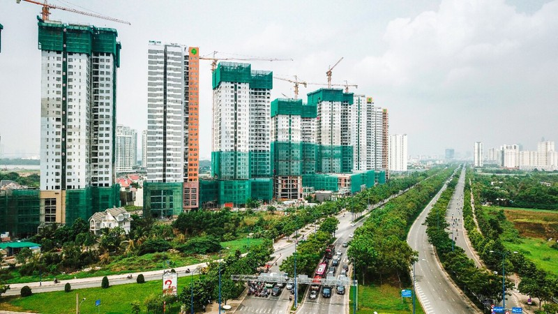 hình ảnh thị trường bất động sản