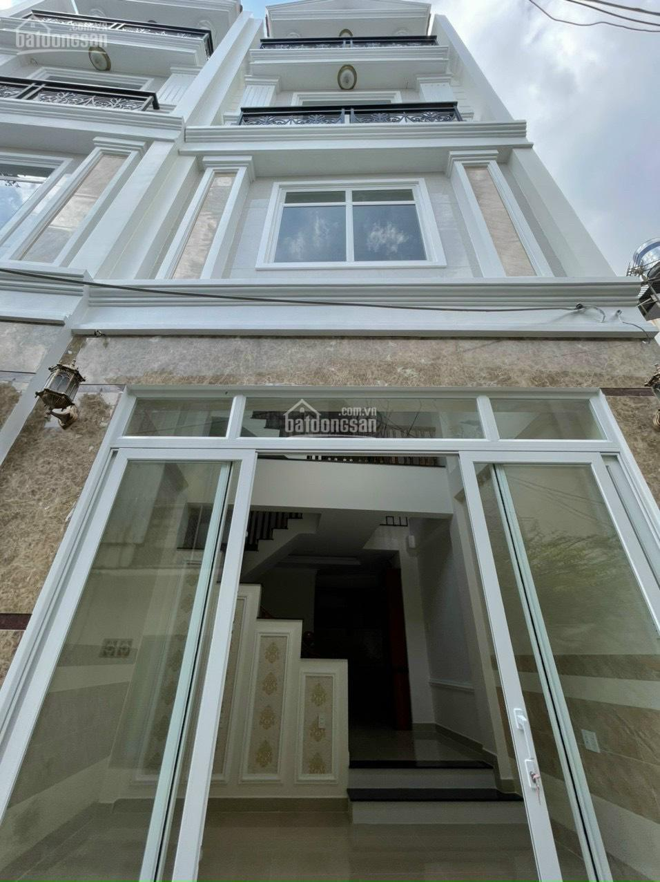 Nhà mới Xô Viết Nghệ Tĩnh, Bình Thạnh, 1 trệt 3 lầu, giá 5 tỷ 76, LH 0934696981