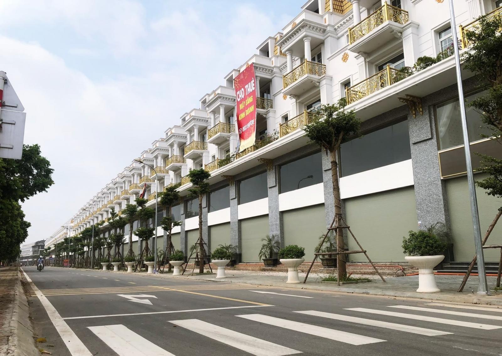 hình ảnh shophouse Hà Nội