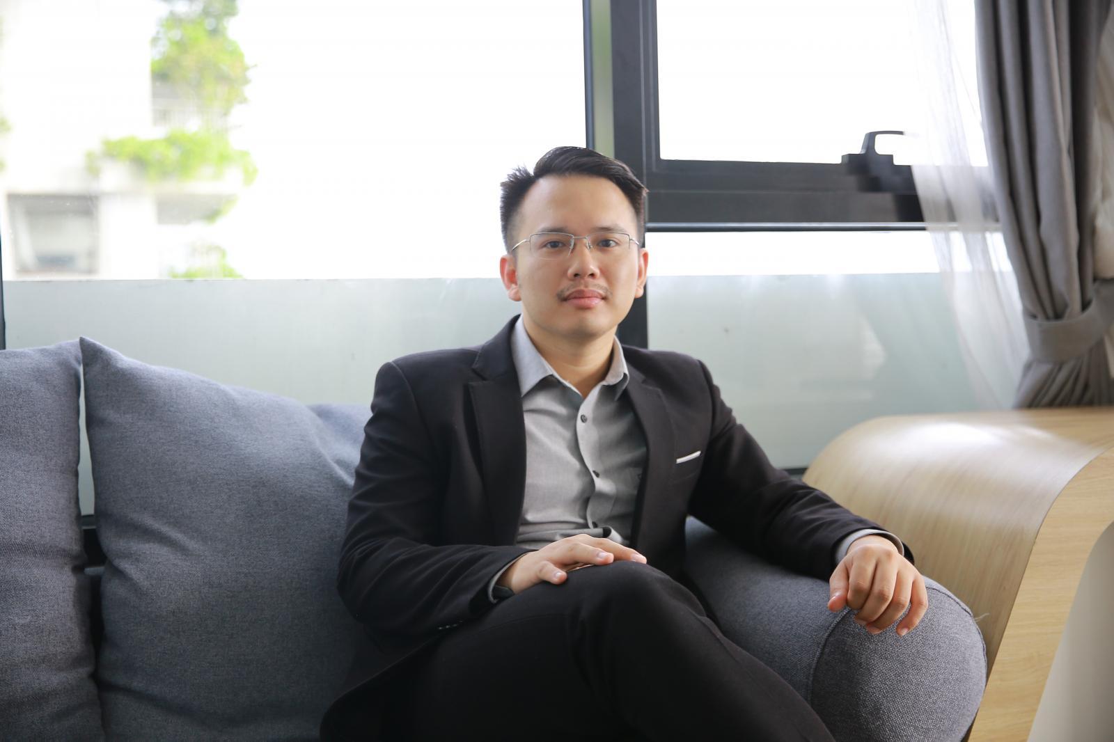 Chân dung Ông Nguyễn Quốc Anh Phó TGĐ Batdongsan.com.vn