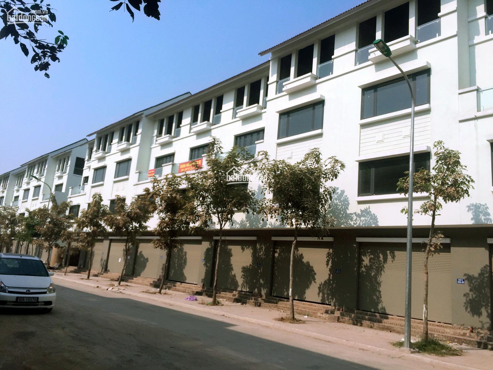 Chính chủ chuyển nhượng nhà vườn Lô C53 dự án Geleximco, Lê Trọng Tấn, Hà đông, Hà Nội