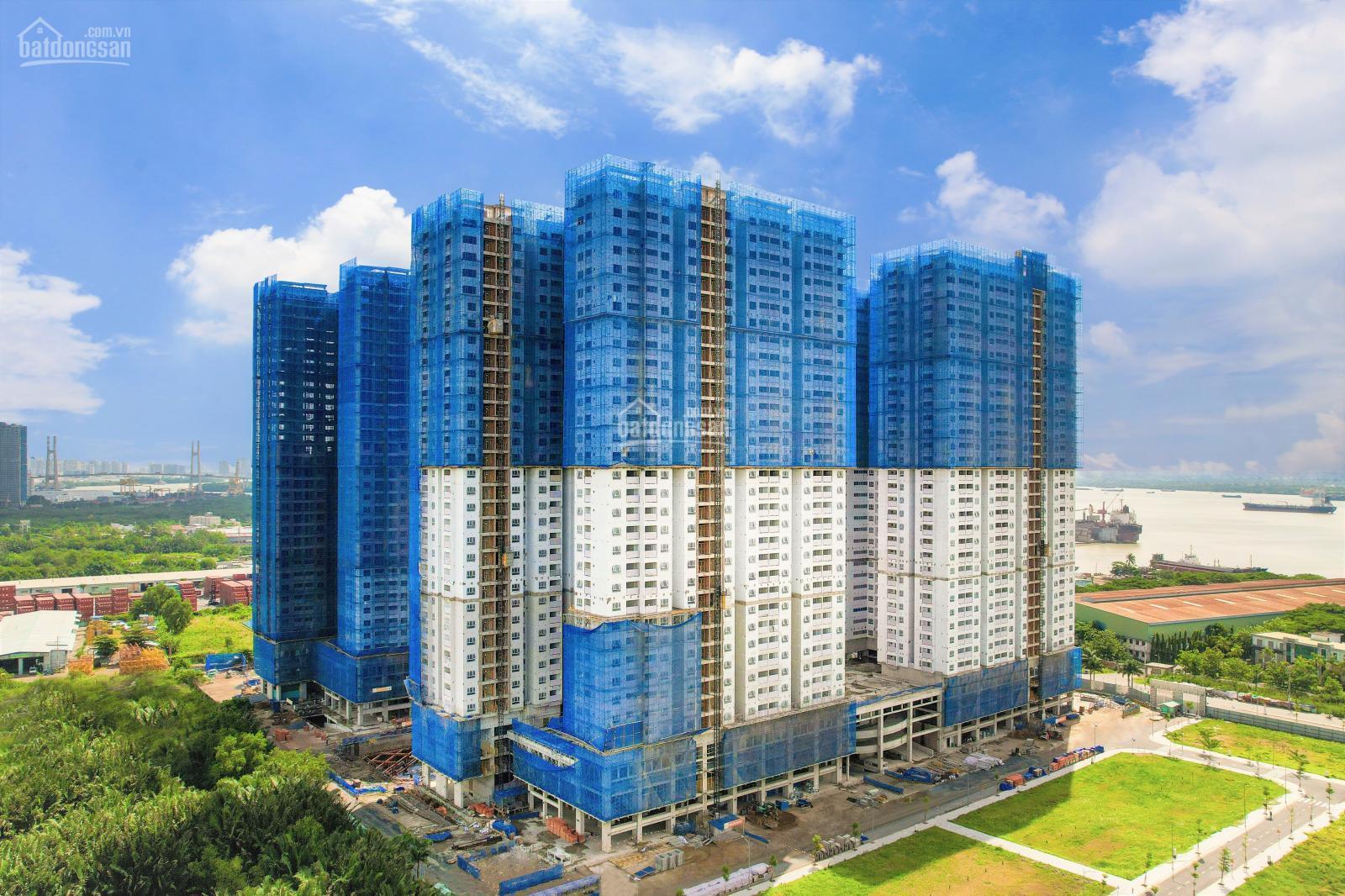 Căn hộ Q7 Saigon Riverside, DT: 54m2-86m2 giá chỉ 1,8 tỷ/căn, cam kết bán đúng giá, LH: 0906360127