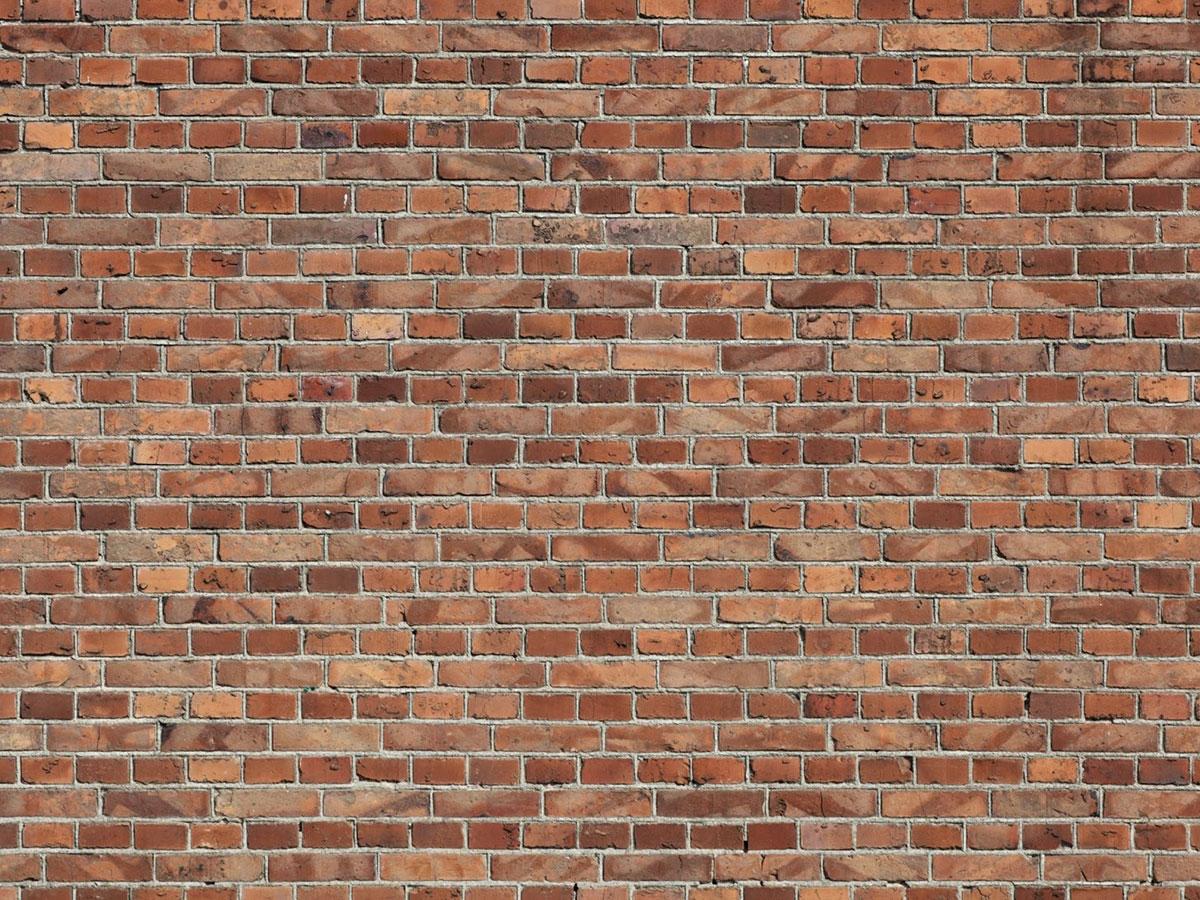 bức tường xây bằng gạch Tuynel