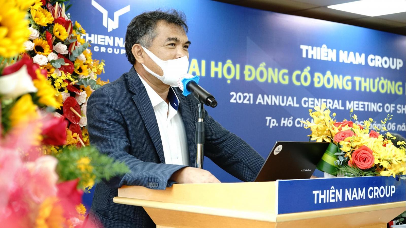 Ông Nguyễn Quang Hòa – Chủ tịch HĐQT Thiên Nam Group