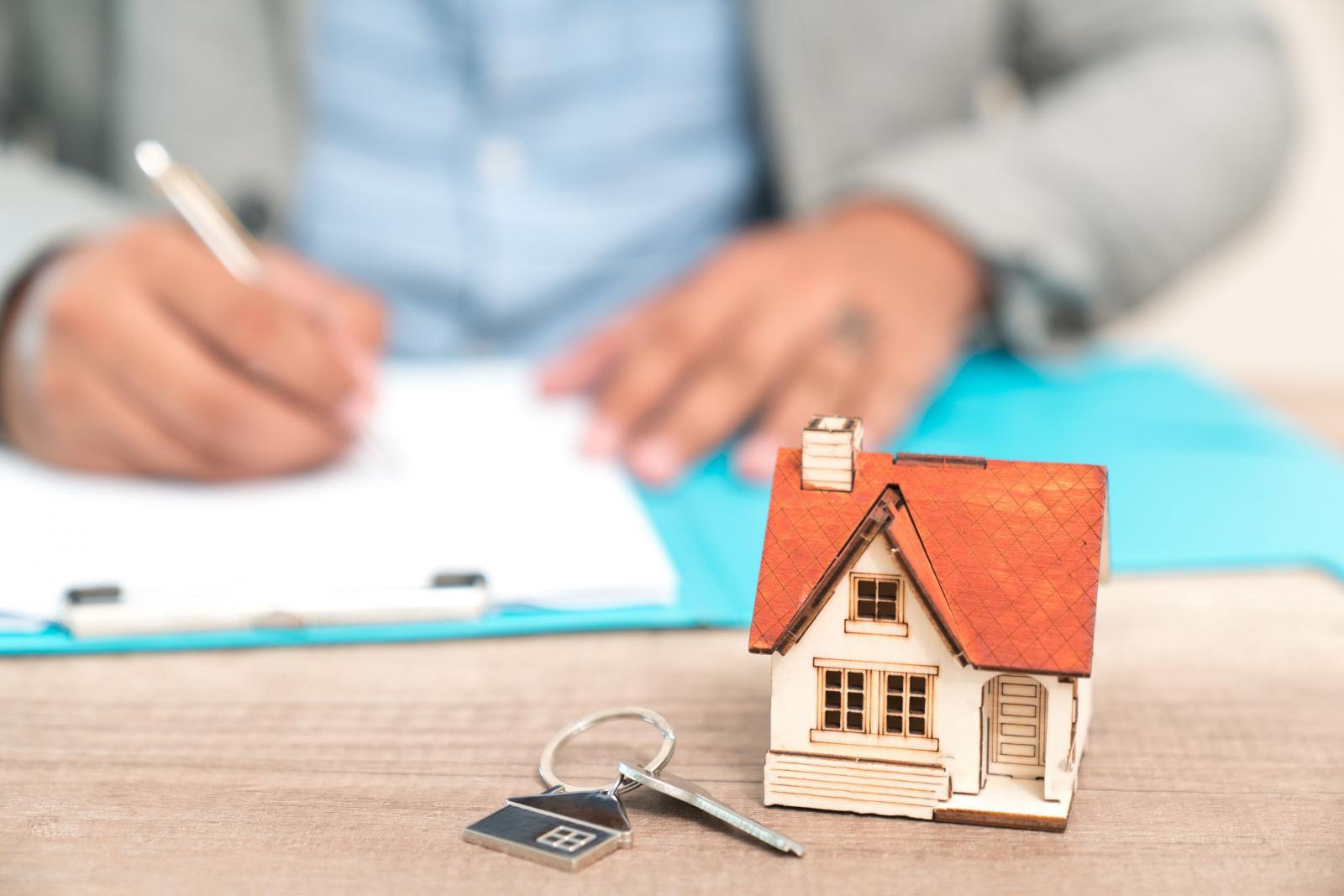 ký hợp đồng mua trả góp chung cư